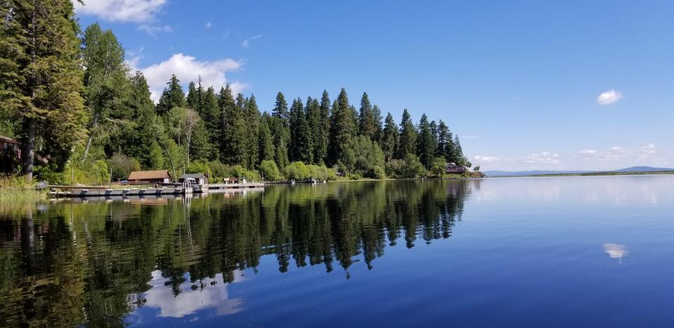 Adventure Oregon Harriman Springs Pontoon Tours