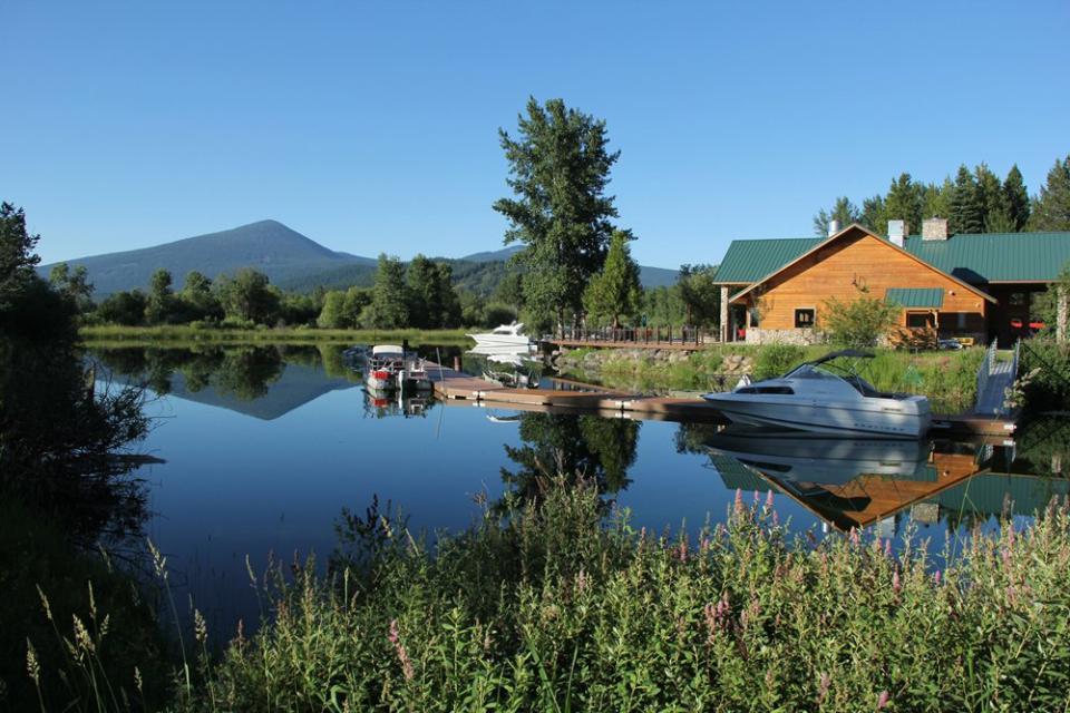 Adventure Oregon Harriman Springs